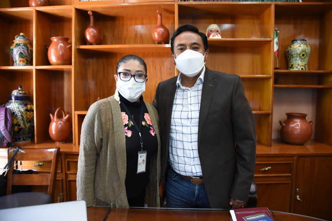 Suman esfuerzos Ayuntamiento de Tlaxcala y la Comisión Ejecutiva de Atención a Víctimas