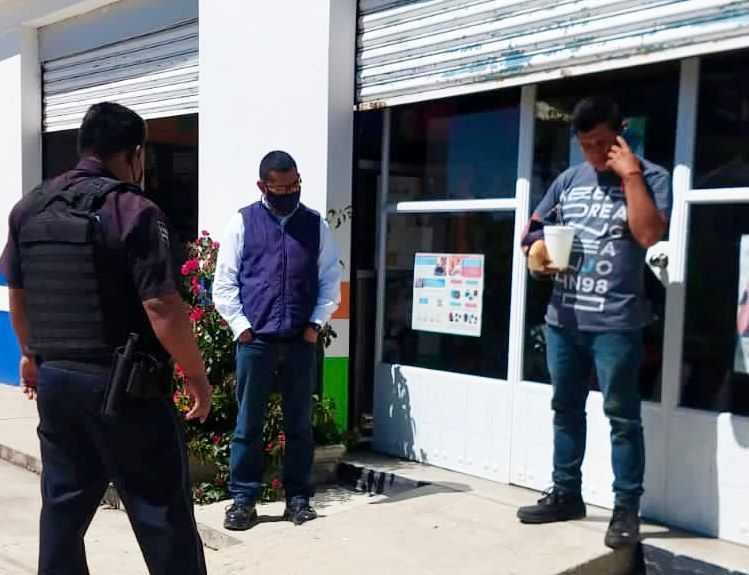 Localiza Policía de Tlaxcala a operador de camioneta repartidora de gas