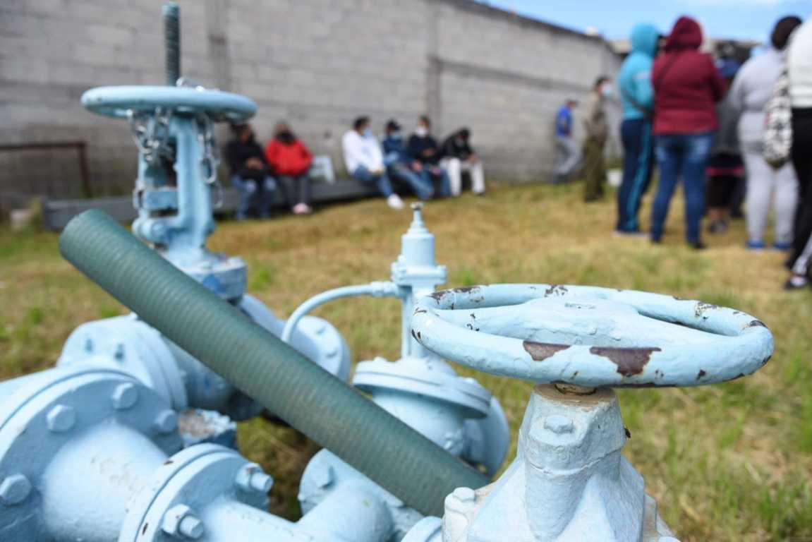 Atestigua Ayuntamiento de Tlaxcala cambio de administración en la CAPAO