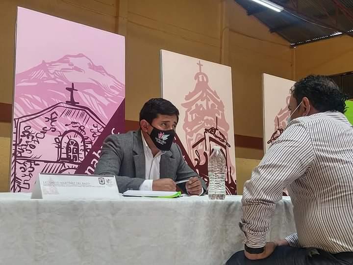Mañana domingo, Santa Cruz Tlaxcala volverá a participar en Los Pinos