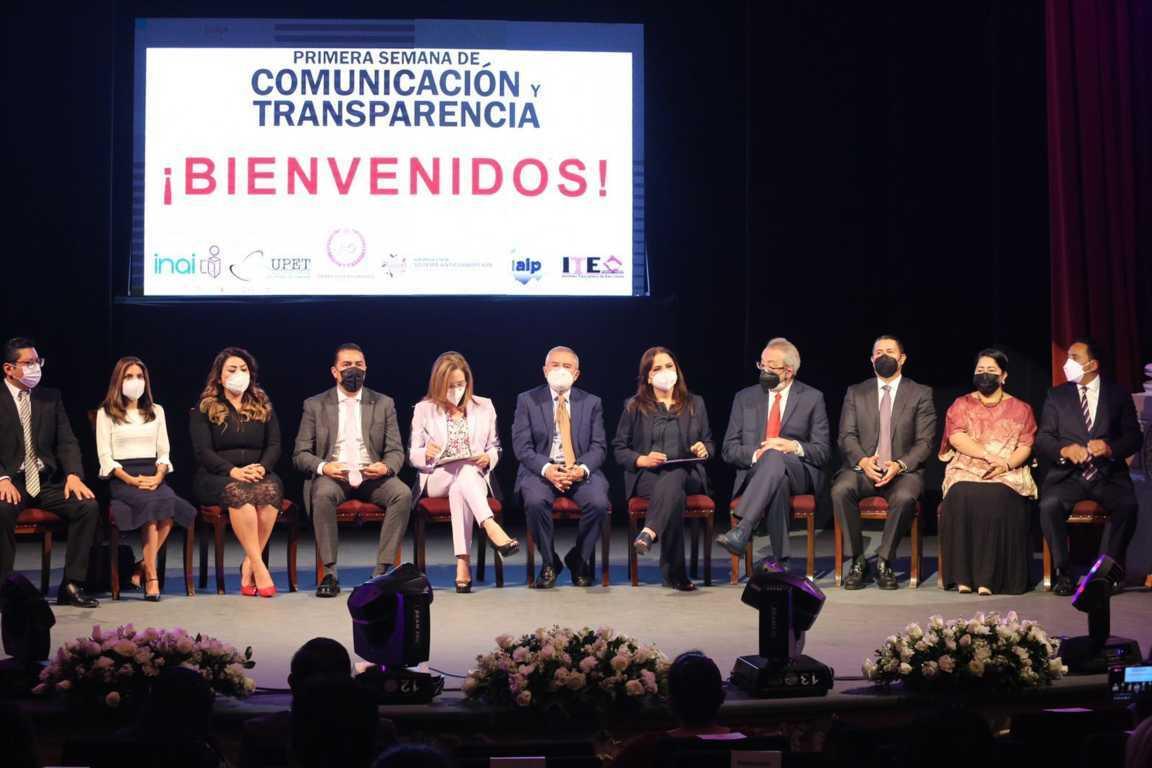 Anuncia UPET actividades de la Semana de Comunicación y Transparencia 2021