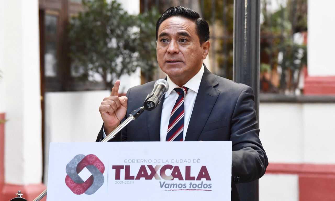 Trabaja Ayuntamiento de Tlaxcala para brindar un servicio de agua eficiente