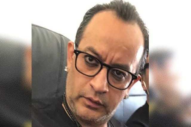 Germán Ortega sufre accidente automovilístico y la libra gracias al cinturón