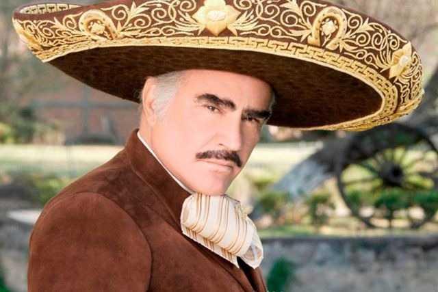 Declarán con muerte cerebral a Vicente Fernández