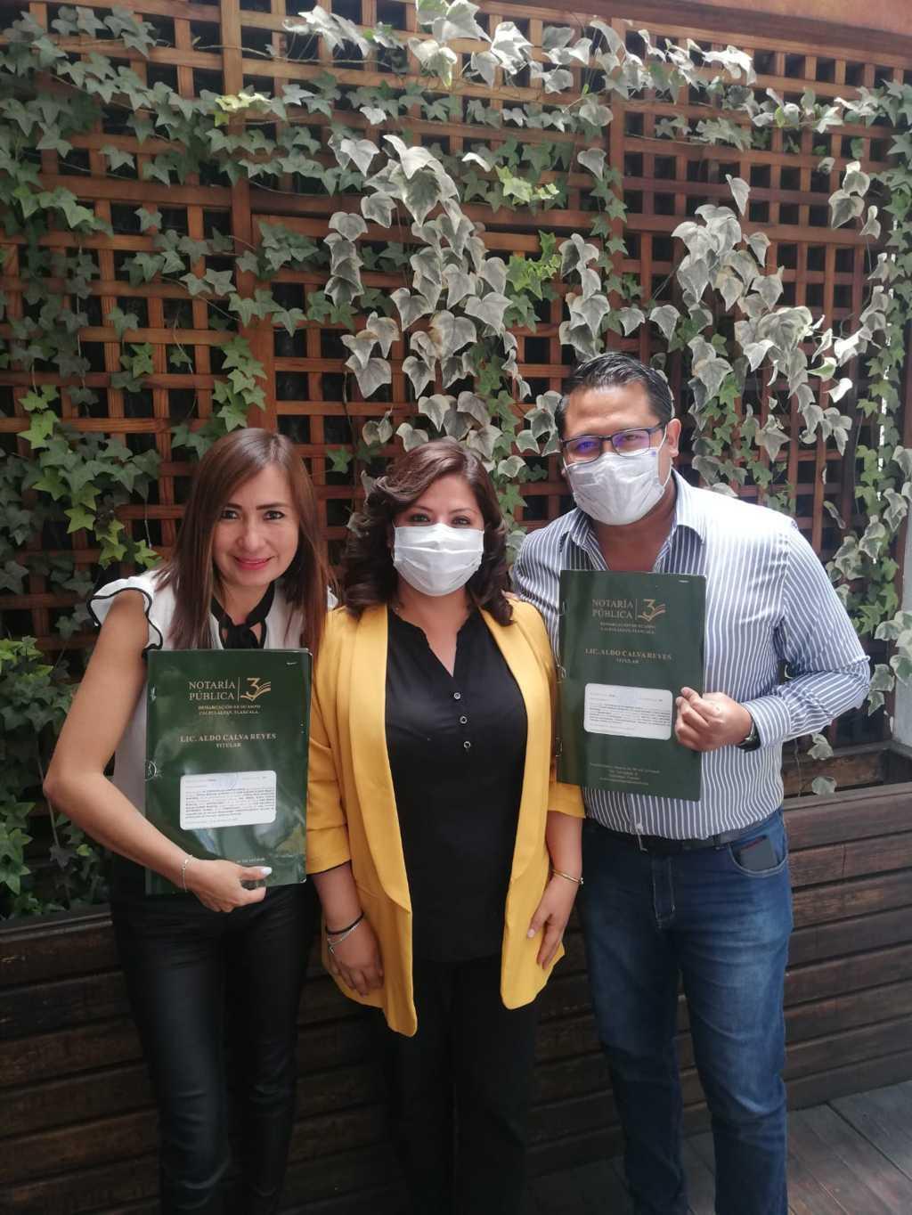 Más de 400 escrituras promovió Gabriela Brito a favor de ciudadanos