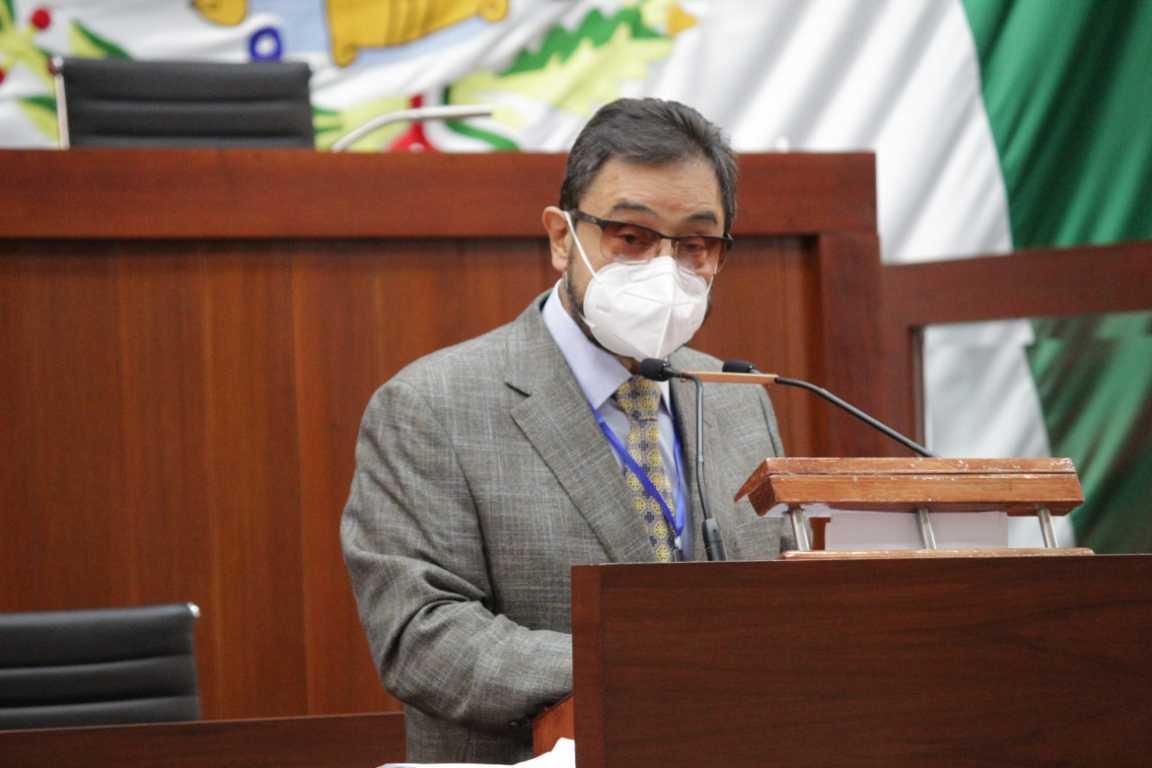 Propone Pepe Temoltzin dividir la Comisión de Puntos Constitucionales para eficientar labor legislativa