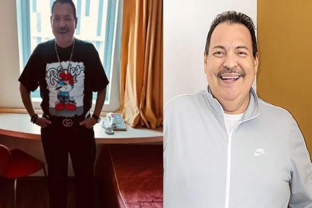 Julio Preciado tras cirugia de banda gástrica donará la piel que le sobra
