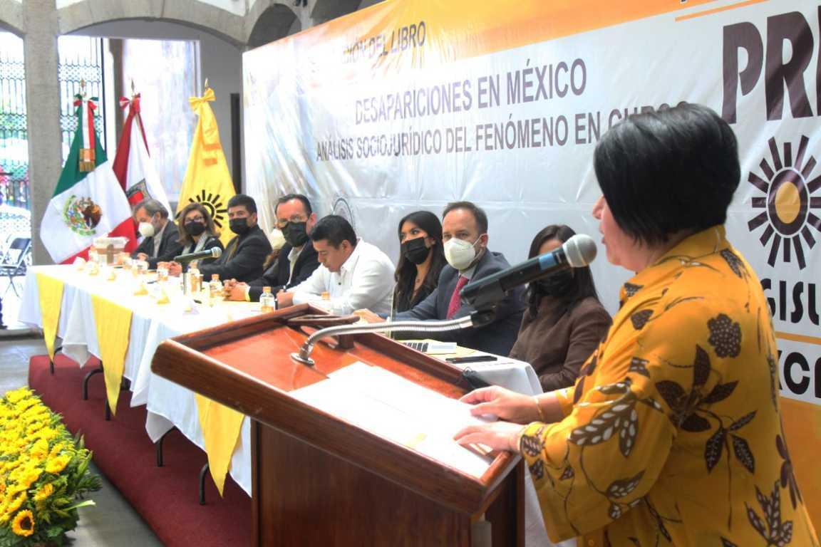 Pide Blanca Águila Lima a Gobierno del Estado atender tema de personas  desaparecidas
