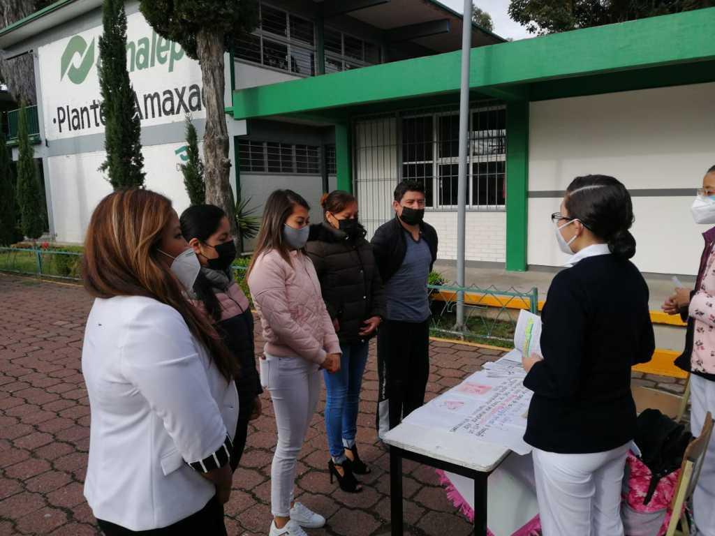 Gobierno de Amaxac comprometido con el regreso seguro a clases