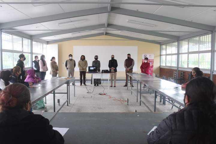 Se inauguran talleres a través del DIF municipal, comenta alcalde David Martínez
