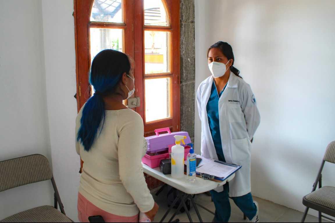 Llega a Contla campaña de análisis clínicos a bajo costo
