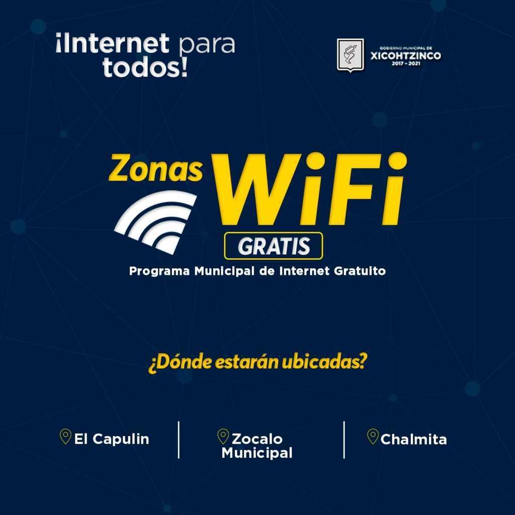 Estudiantes de Xicohtzinco tendrán internet gratuito con programa municipal de educación