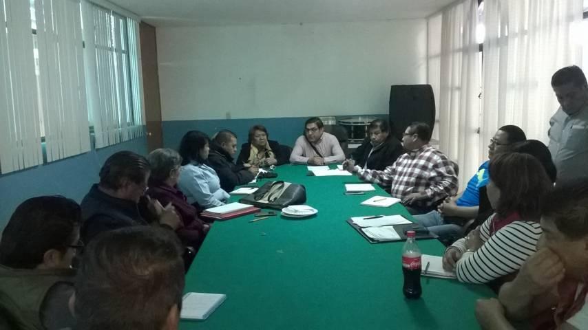 Pérez Briones encabeza mesa de trabajo para mejorar la seguridad en el municipio