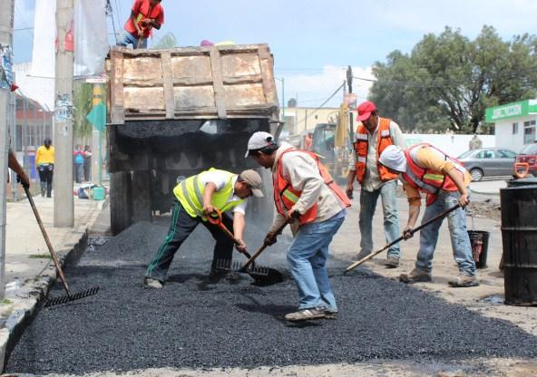 Ayuntamiento anuncia trabajos de rehabilitación de calles del 16 de abril al 20 de mayo