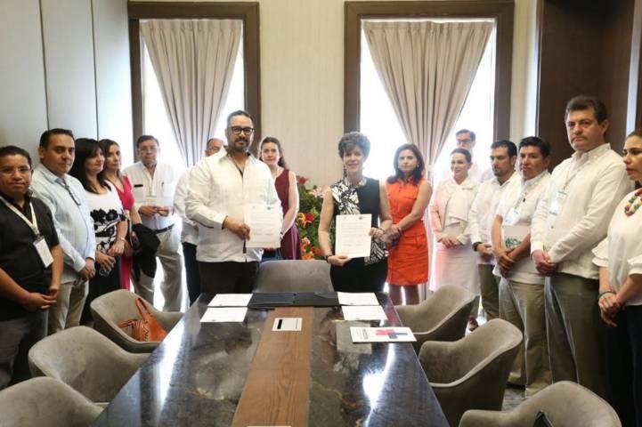 Participa TET en Encuentro Nacional de Tribunales Electorales