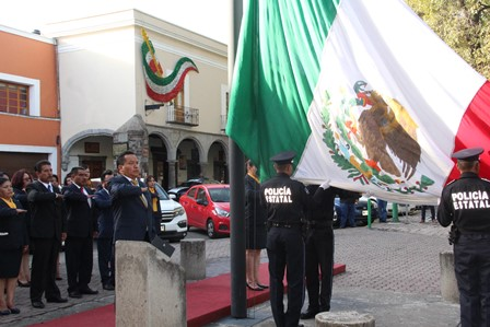 Honremos a los héroes de la Independencia con valores: alcalde