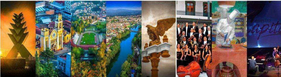 Ayuntamientos de Tlaxcala y Xalapa establecen relaciones turísticas