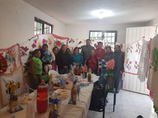 Comulgan con virtual precandidato por Tlaxcala al Frente