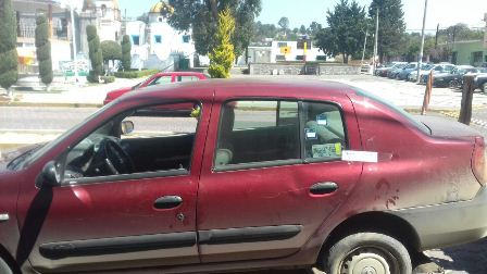 Presuntos robacoches y narcomenudistas son detenidos en Xaltocan