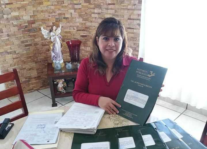 La regidora del PT Gabriela Brito logrará la entrega de 400 escrituras en Tlaxcala