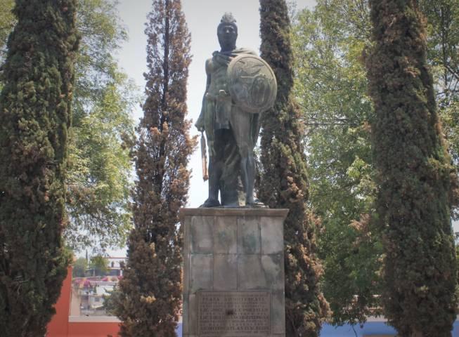 Conmemorarán 498 aniversario luctuoso de Xicohténcatl Axayacatzin en la capital