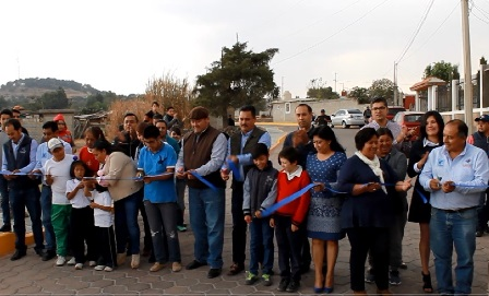 Ejecución de obras en Yauhquemehcan es la constante: alcalde