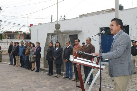 """Conmemoran 204 aniversario de los """"Sentimientos de la Nación"""""""