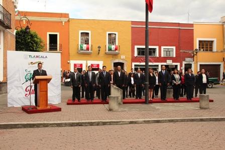 México tiene Independencia, soberanía e integridad: alcalde
