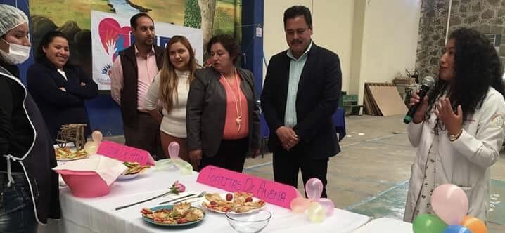 Buscan mejorar alimentación de niños con cursos de capacitación