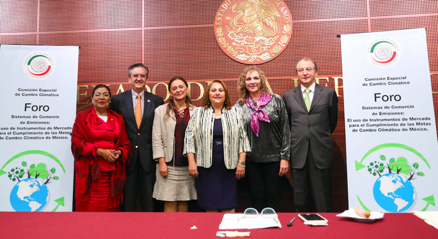 Participa Martha Palafox en foro de comercio de bonos de carbono
