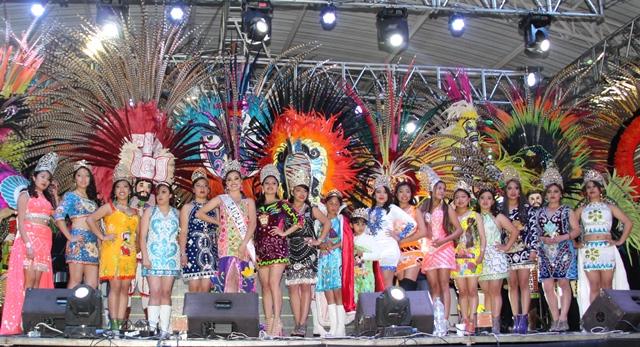 Empezó en Yauhquemehcan la fiesta huehues del carnaval 2018