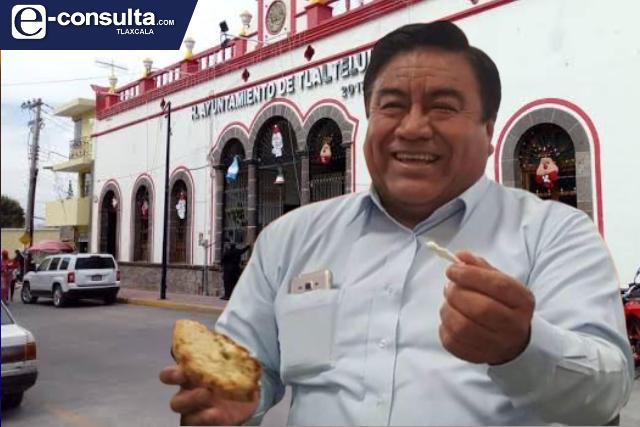 Cierran alcaldía de Tlaltelulco hasta nuevo aviso, escándalos no cesan