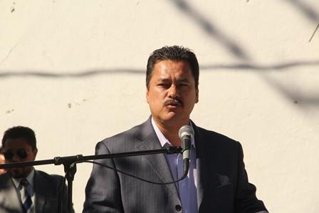 Villareal  Chairez entrega en tiempo y forma la cuenta pública