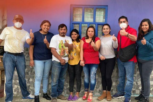 El PT se declara listo para competir por la presidencia de comunidad de Tizatlán