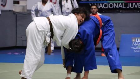 Logra bronce Yamileth Linares en Olimpiada Nacional de Judo