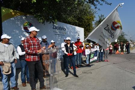 Supera expectativas de participación Limpiemos México en Zacatelco