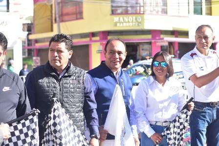Zacatelco, municipio clave para el impulso al Ciclismo