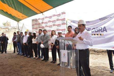 Alcalde pone en marcha nuevo panteón municipal de Zacatelco