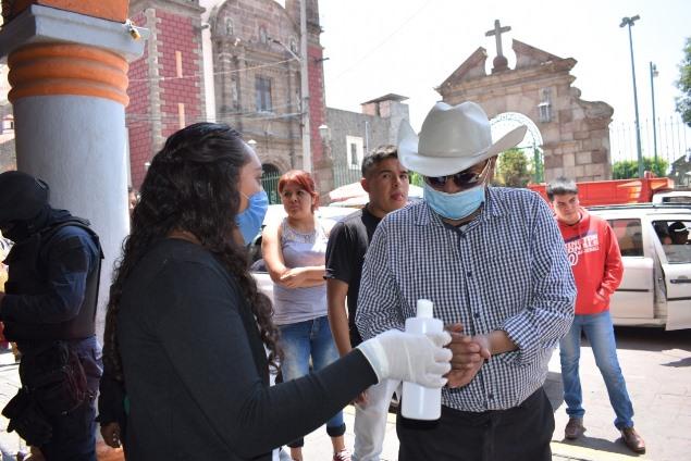 Brigadas del Gobierno Municipal continúan con prevención en Zacatelco