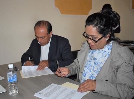 Ayuntamiento y Misiones Culturales signan convenio de colaboración