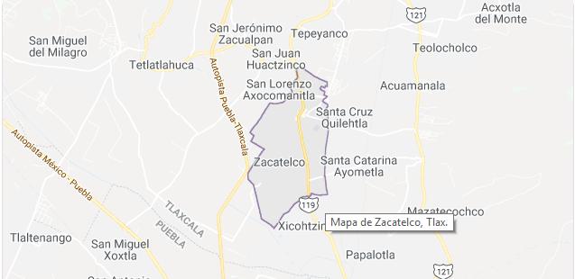 Le gana el amparo a alcalde de Zacatelco y balancean su casa