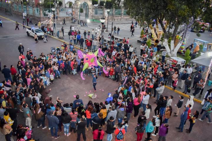 El Festival Navideño llegará con un desfile y el encendido del Árbol monumental