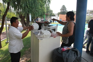 """Alcalde invita que conozcan """"Parque Ecoturístico Zacualpan"""""""