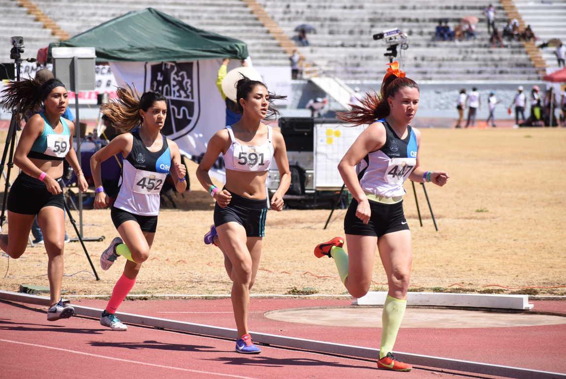 Inicia el atletismo del regional de Juegos Nacionales CONADE