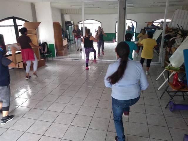 Promueven la activación física en Tizatlán